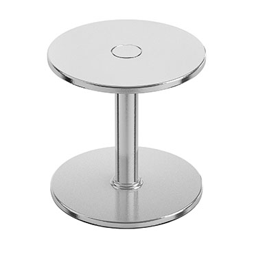 vemek-standard-round-plate-single-stem-chaplets-for-foundries